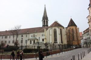 Franciscan Church of Lord's Annunciation (Františkánsky kostol zvestovania Pána)