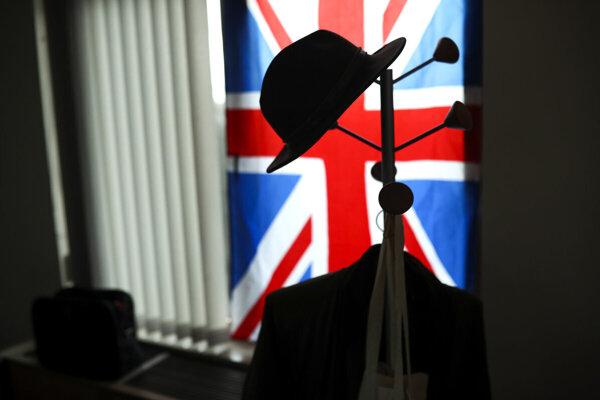 The UK left Slovakia on January 31, 2020.