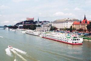 Bratislava in 2004