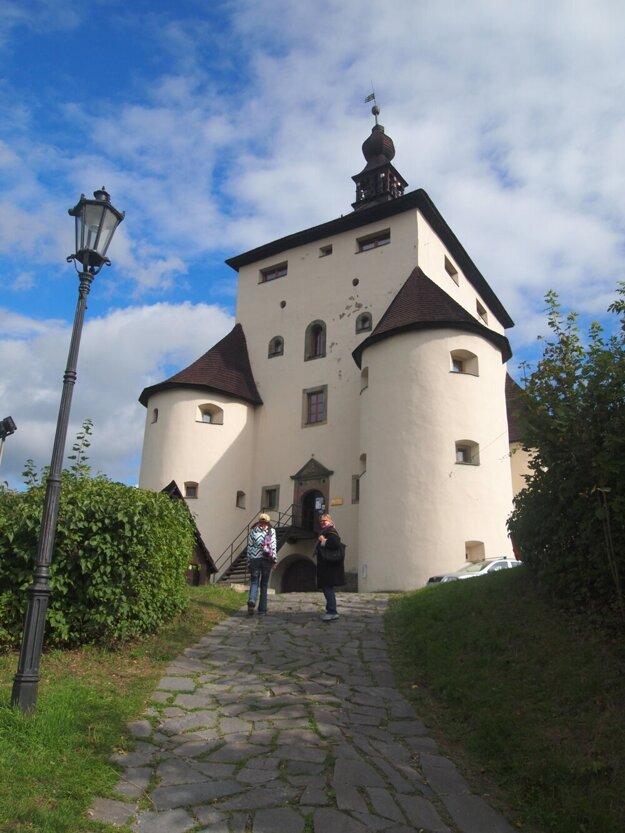 New Castle in Banská Štiavnica