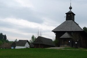 Martin: Church of St Stephen the King from Rudno