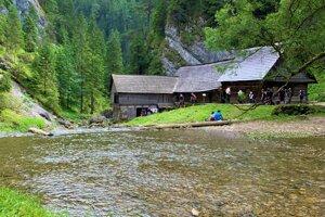 Kvačianska dolina valley
