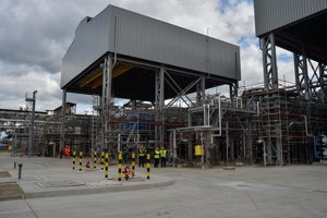 Slovnaft refinery completed the installation of new technology to produce low-density polyethylene.