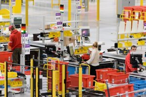 Amazon's returns centre in Sereď is an example of a successful US project in Slovakia.