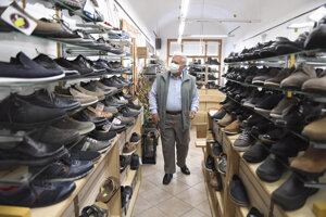 Shoe repair shops will be allowed to open as of Monday, January 11.