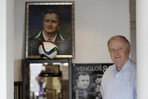 The former Slovak player and coach Jozef Vengloš died in Bratislava on January 26, 2021.