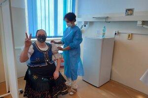 Vaccination of teachers in Košice