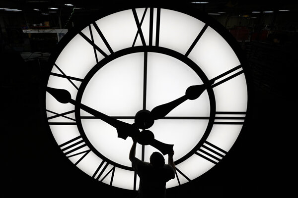 No final decision on scrapping the seasonal time change has been taken within the EU.