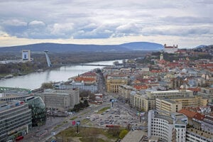 Slovakia ended up in 62nd place out of 78 countries in the latest U.S. News & World Report's ranking.
