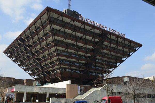 Slovak Radio in Bratislava