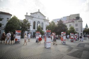 Exhibition Trh-Piac-Markt