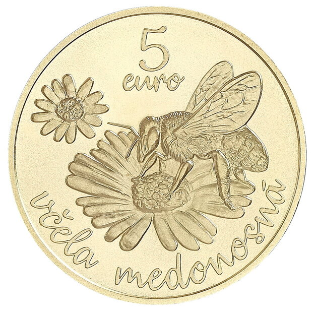 New collector coin issued by the National Bank of Slovakia.