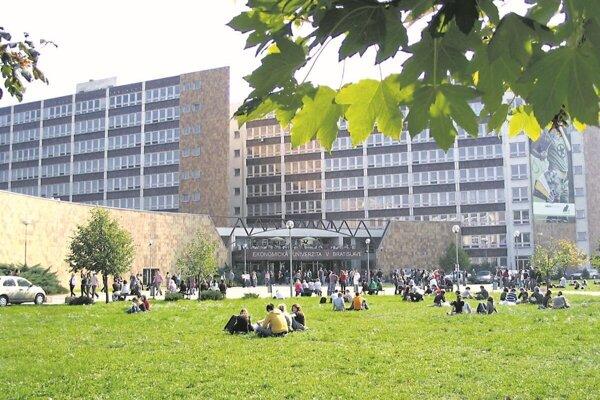 The University of Economics in Bratislava