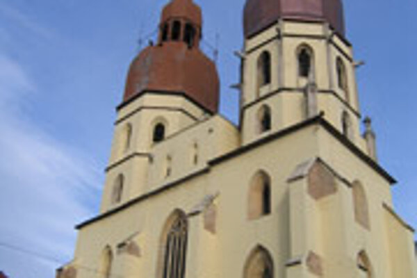 The dome on the northern tower of the Church of St. Nicolas contained a hidden message.