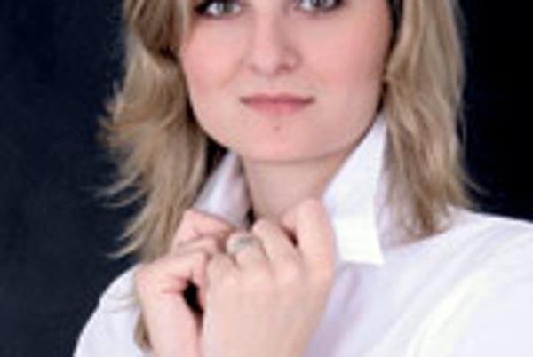 Lucia Macášková,  Consultant Lugera & Makler.