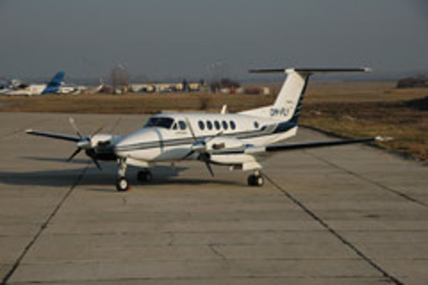 Small business planes can use smaller airports.