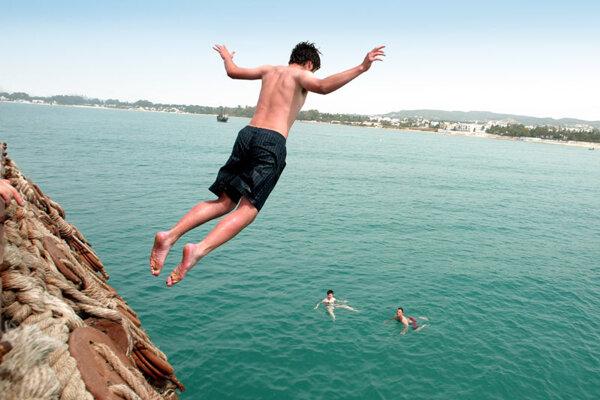 Slovaks like holidays at the sea.