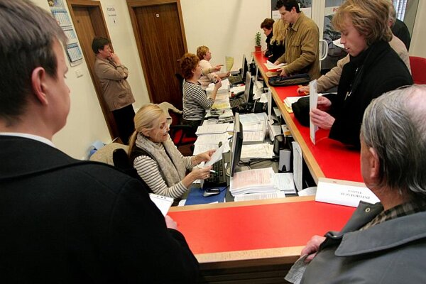 Not all clerks in Slovak offices are unhelpful.