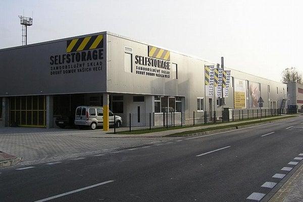 Slovakia's first self-storage facility was opened in Bratislava's Petržalka district.