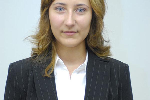 Elena Chorvátová, Lawyer