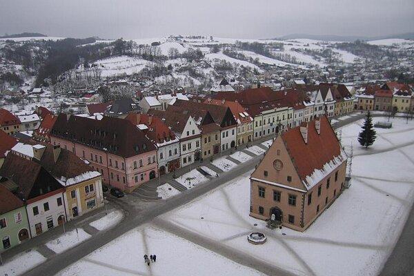 Bardejov will get funds to rebuild the former JAS premises.
