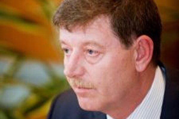 Sacked environment minister Ján Chrbet