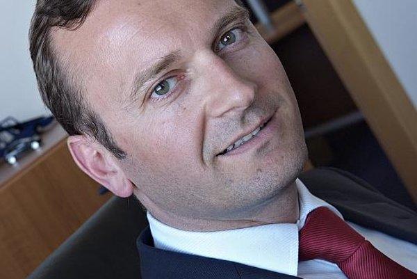 Olivier Large, Gefco Slovakia's director general
