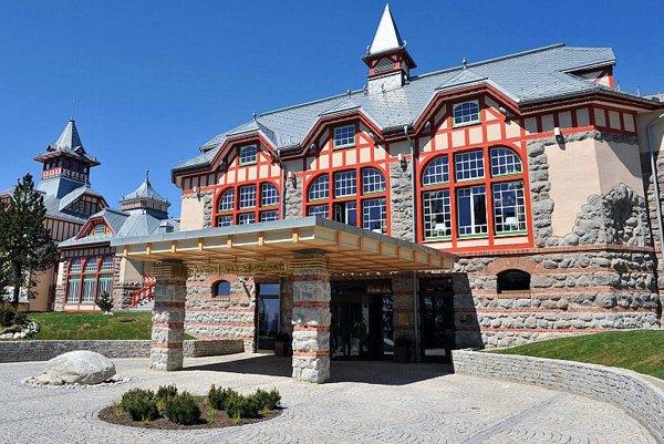 The new High Tatras Kempinski hotel is open