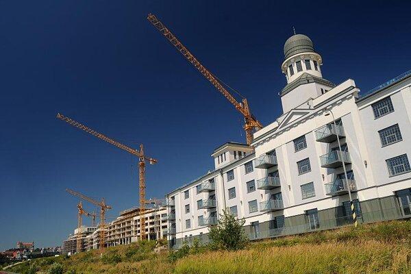 Ballymore's Eurovea project in Bratislava.