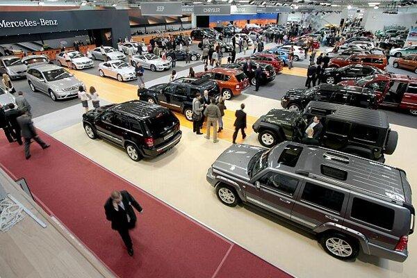Car shows enjoy high popularity in Slovakia.
