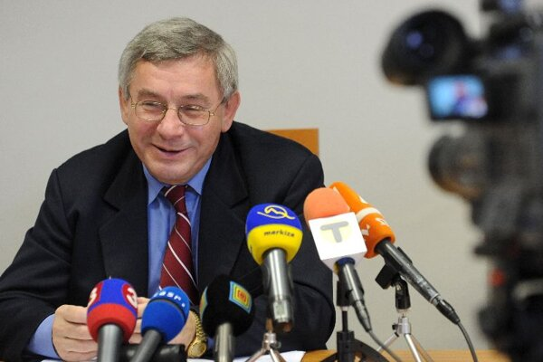 Trenčín University Rector Miroslav Mečár has become a regular in front of Slovak media.