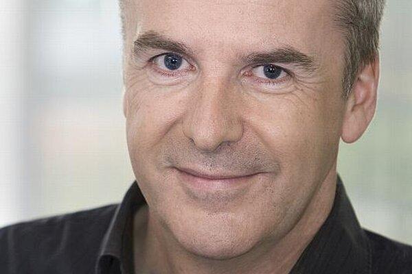 John McGuigan, CEO of Telefónica O2 Slovakia