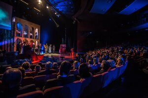 Dosky 2015 gala evening