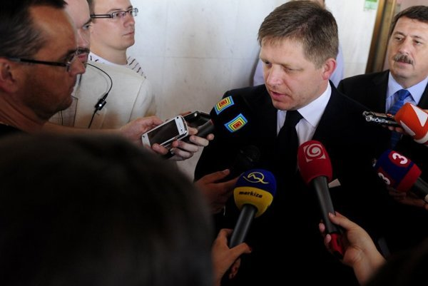 Relations between Robert Fico and the Slovak media had been tense during his term as a PM.