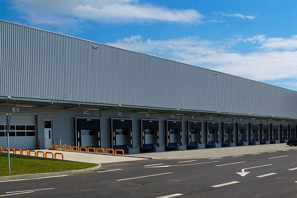 Logistics firms have ample capacity in western Slovakia.