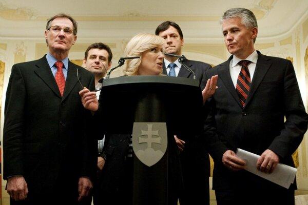 PM Iveta Radičová announced the nomination on November 22.