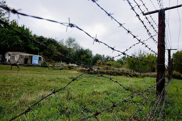 The Iron Curtain once enclosed all the V4 countries and left similar scars in people's collective memories.