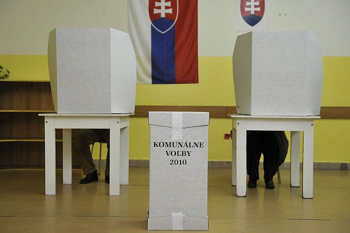 Slovakia elects mayors and councillors on Saturday - spectator.sme.sk 76cf7f6b514