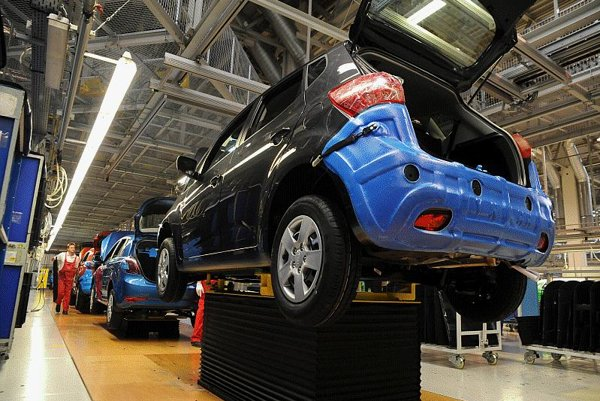 Some carmakers in Slovakia are still hiring.