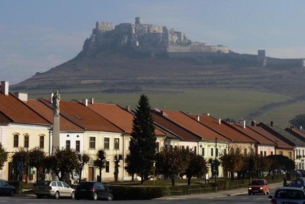 Spišský Castle