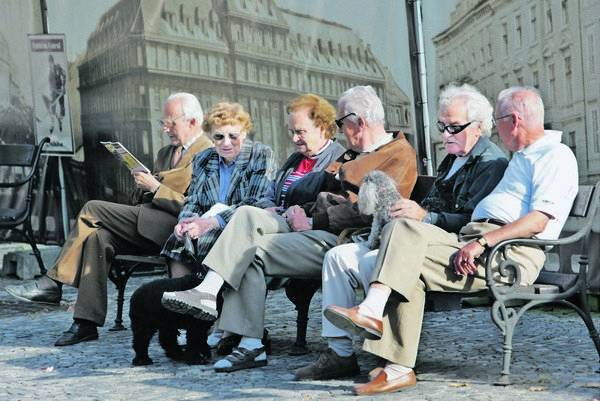 Insurance companies in Slovakia are now focusing on elderly residents