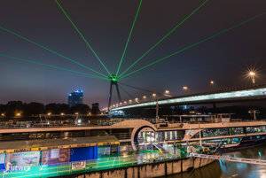 ILC – Medzinárodné laserové centrum / TOWER OF LIGHT / SK