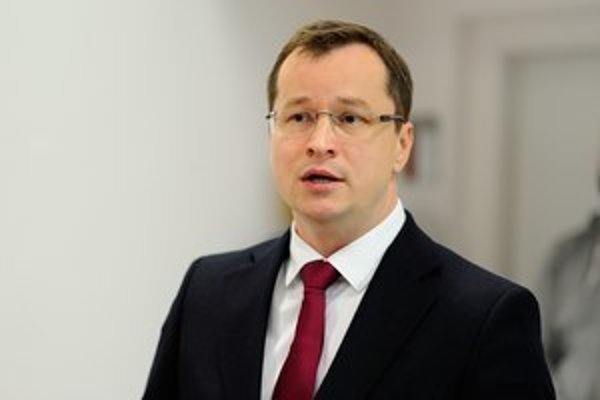 Education, Science, Research and Sport Minister Juraj Draxler