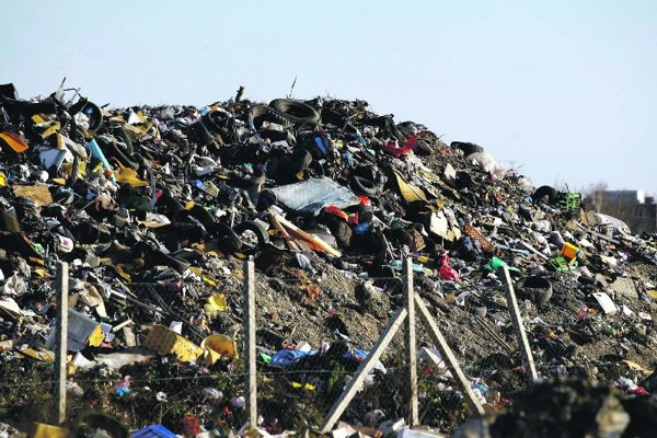 The EC criticised Slovakia for its use of landfills