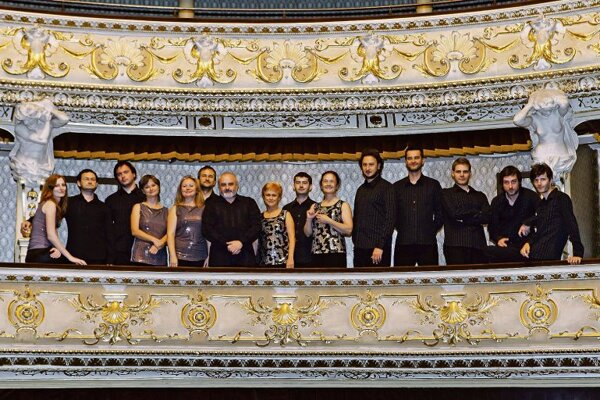 Slovak Chamber Orchestra Bohdan Warchal