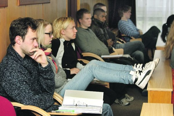 Young Slovaks face a lack of affordable housing.