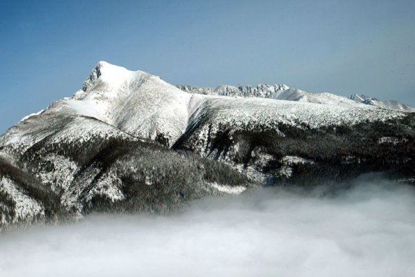 The High Tatras might host the Winter Olympic Games in 2022.