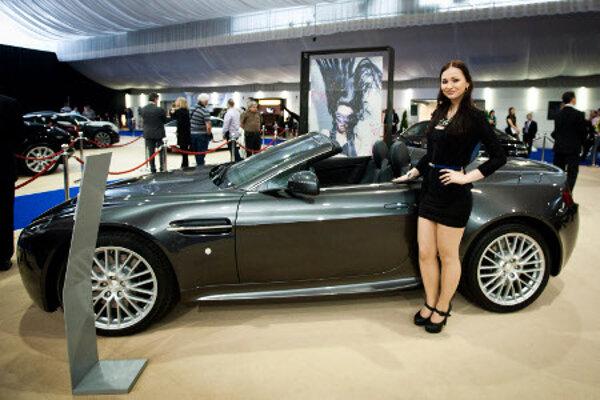 The 23rd Autosalon motor show in Bratislava