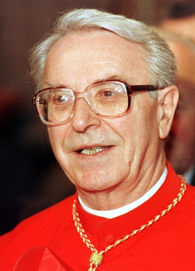 Bishop Emeritus and Cardinal Ján Chryzostom Korec