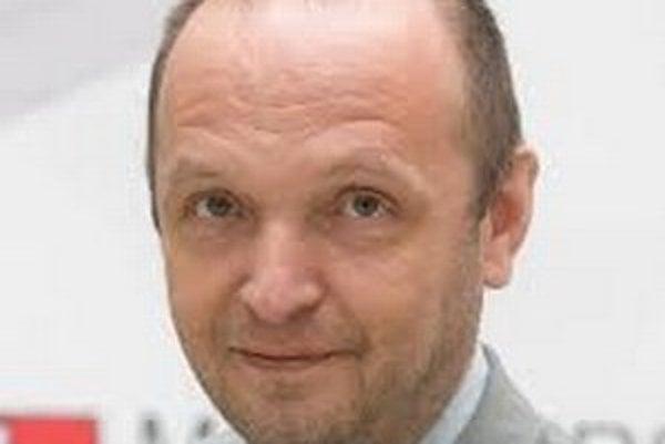 Mário Mikloši, the State Secretary of the Health Ministry